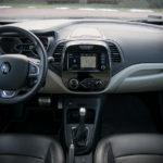 Renault Captur - wnętrze - 01
