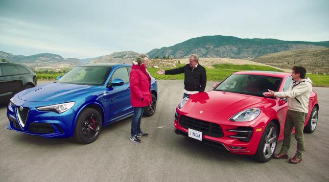The Grand Tour S02E10 - Tesla i SUV'y, czyli samochody w centrum uwagi (+ napisy)