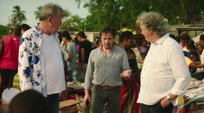 The Grand Tour S02E11 - Mozambik w odcinku specjalnym na koniec sezonu (+ napisy)