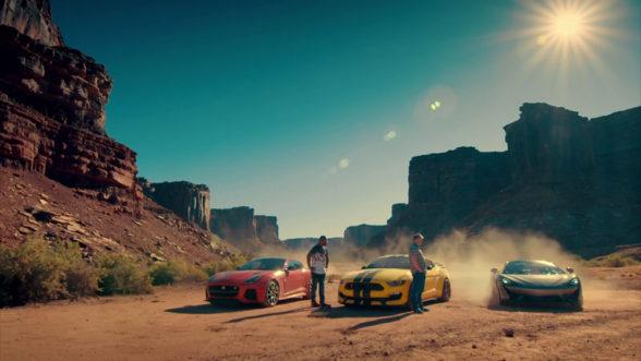 Top Gear S25E01 - USA