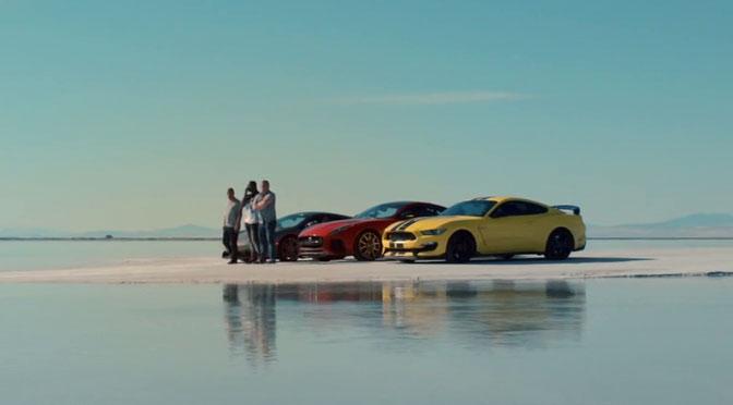 Top Gear S25E01 - wyprawa do USA z V8 pod maską na początek