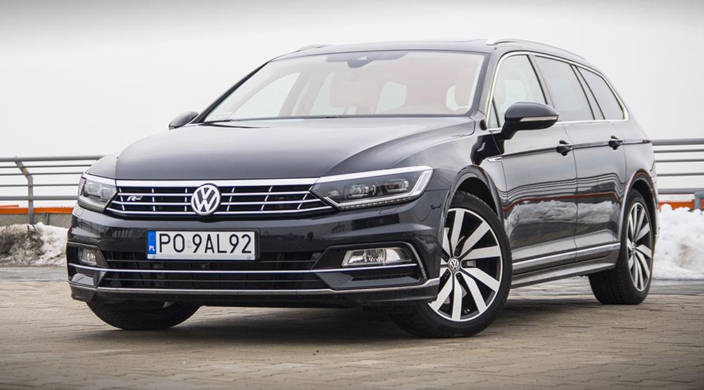 Volkswagen Passat 2.0 TDI 240 KM 4Motion DSG Highline. Bez kompromisów - TEST