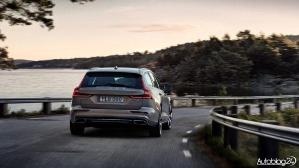 Volvo V60 2018 - T6
