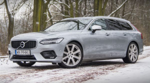 Volvo V90 R-Design D5 AWD Geartronic. Usportowione kombi – TEST