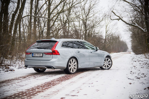 Volvo V90 - galeria - 17