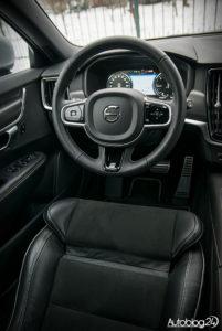 Volvo V90 - wnętrze - 02