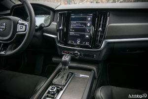 Volvo V90 - wnętrze - 03