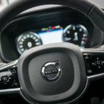 Volvo V90 - wnętrze - 05