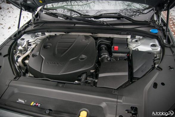 Volvo V90 - wnętrze - 18