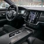 Volvo V90 - wnętrze - 20