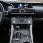 Lexus RC F - wnętrze - 02