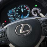 Lexus RC F - wnętrze - 04