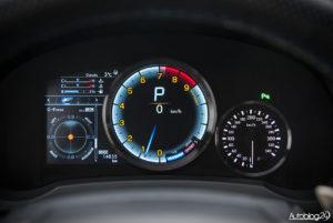 Lexus RC F - wnętrze - 06