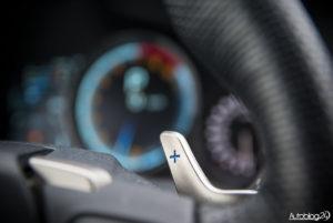 Lexus RC F - wnętrze - 08