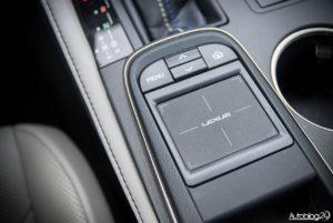 Lexus RC F - wnętrze - 13