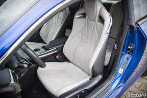 Lexus RC F - wnętrze - 15