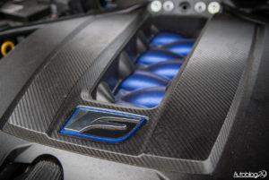 Lexus RC F - wnętrze - 18