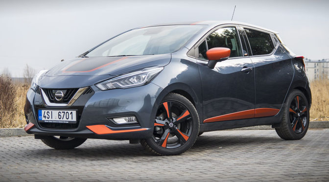 Nissan Micra (K14) 0.9 IG-T BOSE Personal Edition – TEST