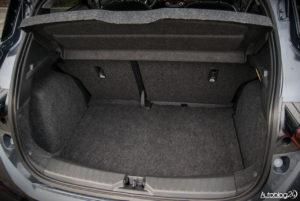 Nissan Micra - wnętrze - 14
