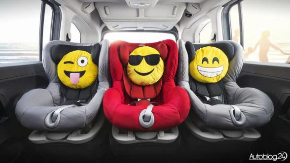 Opel Combo 2018 - ISOFIX