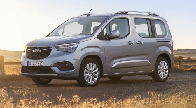 Opel Combo Life (2018) - silniki, wymiary, bagażnik i inne przedpremierowe informacje