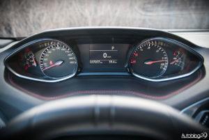 Peugeot 308 SW GT - wnętrze - 04