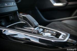Peugeot 308 SW GT - wnętrze - 09