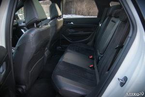 Peugeot 308 SW GT - wnętrze - 12