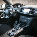 Peugeot 308 SW GT - wnętrze - 15