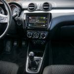 Suzuki Swift - wnętrze - 02
