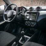 Suzuki Swift - wnętrze - 16
