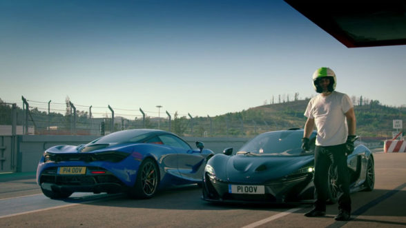 Top Gear S25E02 - McLaren