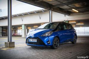 Toyota Yaris Hybrid - galeria - 01