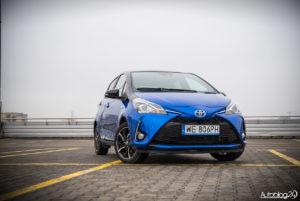 Toyota Yaris Hybrid - galeria - 10