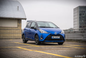 Toyota Yaris Hybrid - galeria - 14