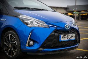 Toyota Yaris Hybrid - galeria - 16