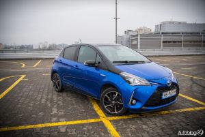 Toyota Yaris Hybrid - galeria - 17