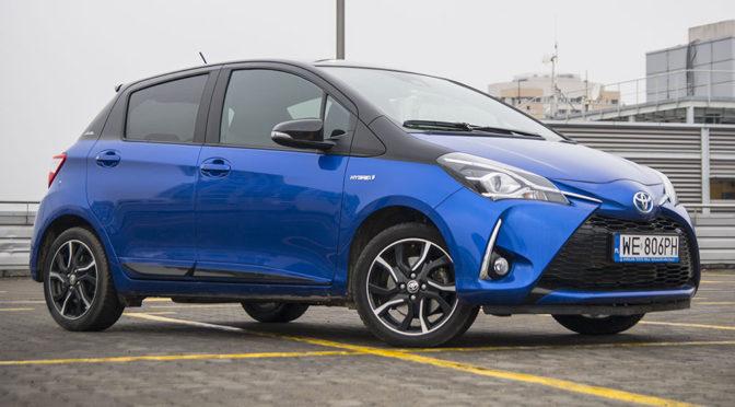 Toyota Yaris Hybrid Selection. Najbardziej miejska hybryda – TEST