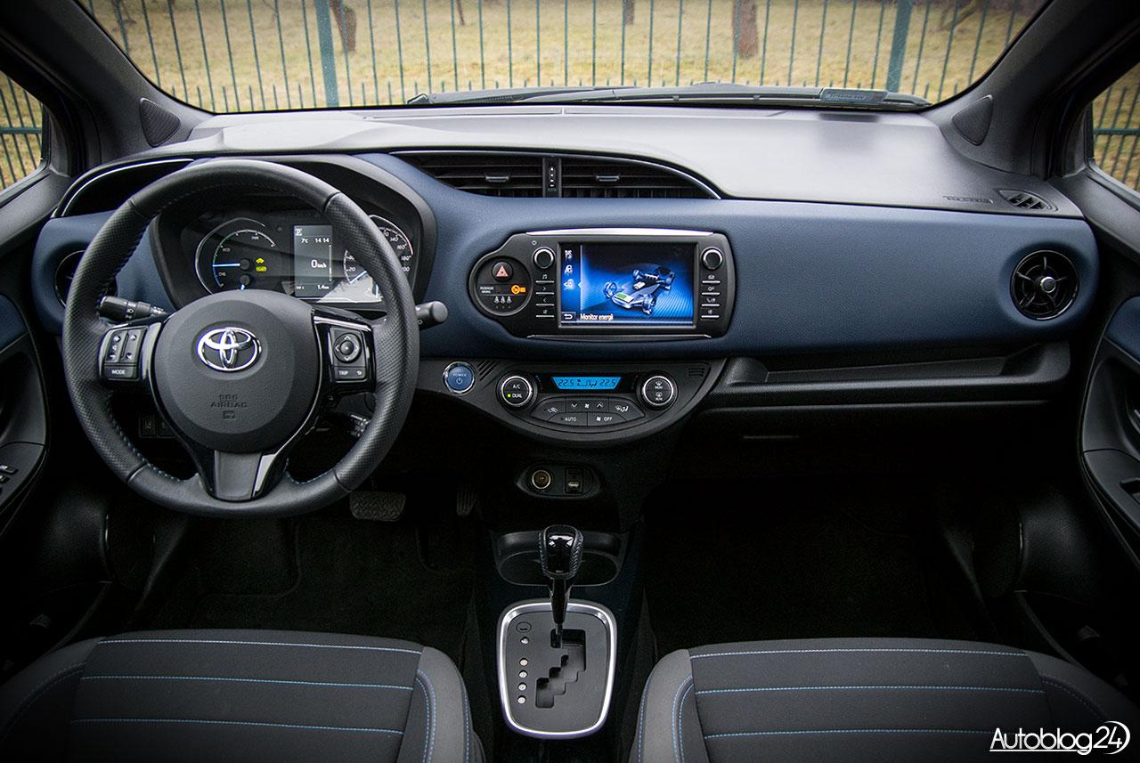 Toyota Auris Diesel 2016 >> Toyota Yaris Hybrid Selection. Najbardziej miejska hybryda - TEST