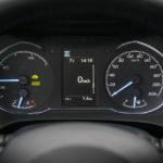 Toyota Yaris Hybrid - wnętrze - 03