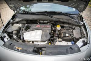 Fiat Tipo hatchback - wnętrze - 11