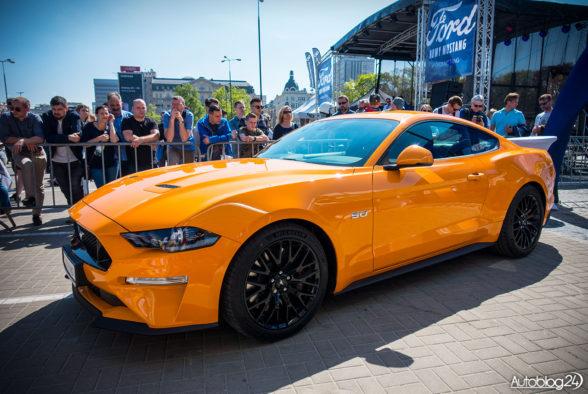 Ford Mustang 2018 - V8