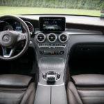Mercedes GLC 350e - wnętrze - 01