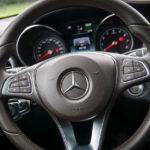 Mercedes GLC 350e - wnętrze - 04