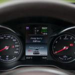 Mercedes GLC 350e - wnętrze - 06