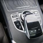 Mercedes GLC 350e - wnętrze - 07