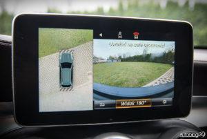 Mercedes GLC 350e - wnętrze - 10