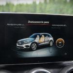 Mercedes GLC 350e - wnętrze - 11