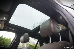 Mercedes GLC 350e - wnętrze - 15