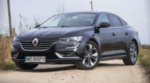 Renault Talisman dCi 160 EDC Magnetic. Komfort w dobrym stylu – TEST